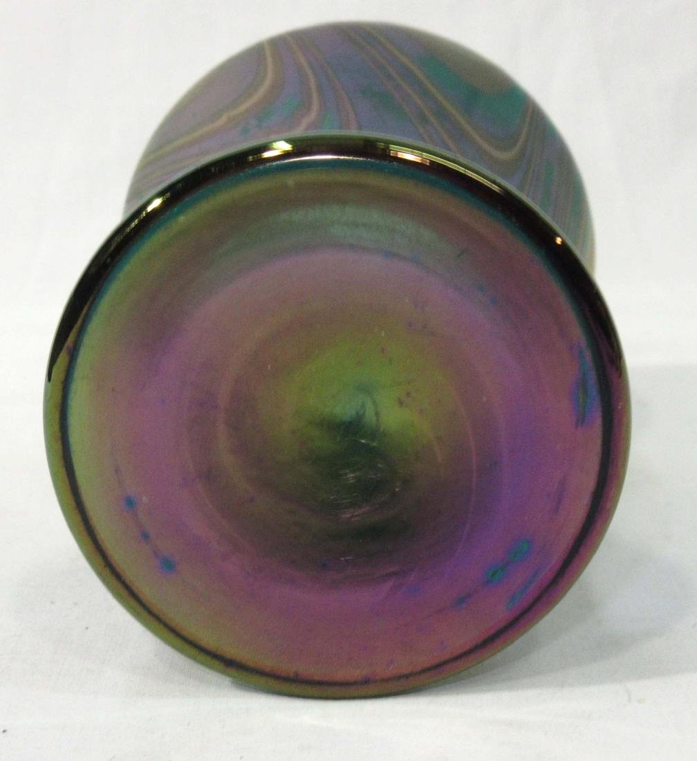 Art Glass Vase - 3