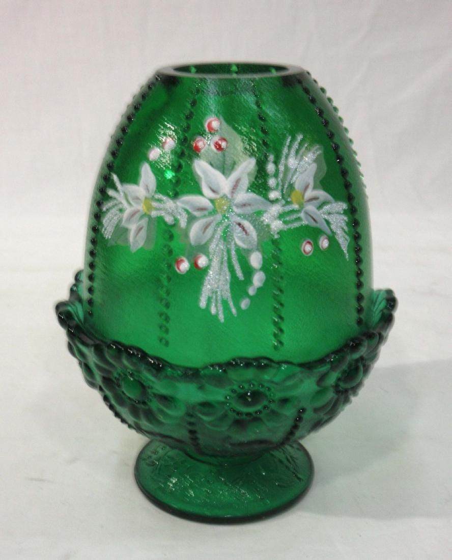 H.P. Fenton Fairy Lamp