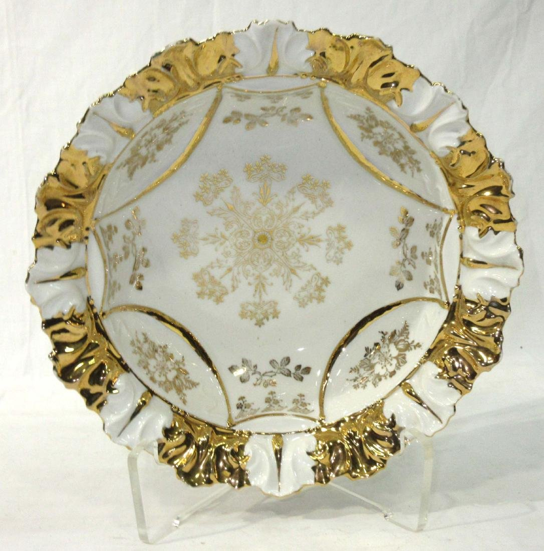 R.S. Prussia Bowl Unmarked