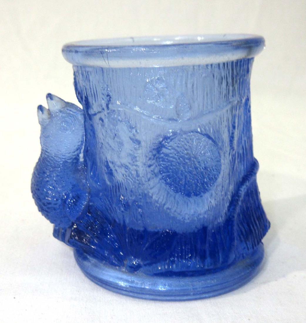 Bluebird Match/Toothpick Holder