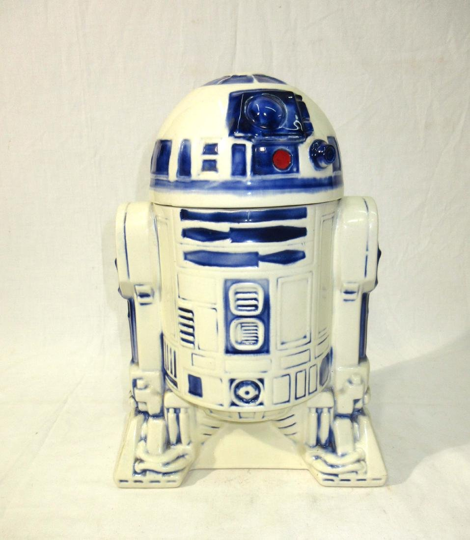 1977 R2D2 Cookie Jar