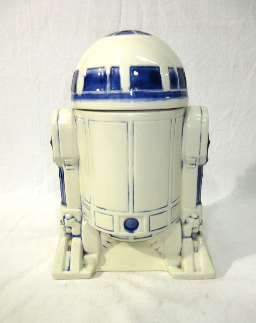 1977 R2D2 Cookie Jar - 2