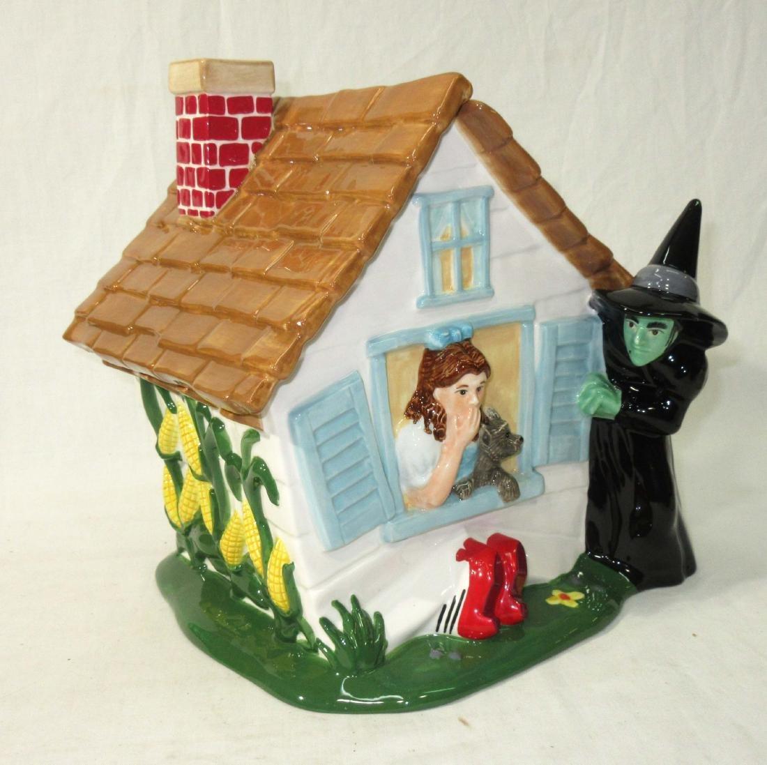 Wizard of Oz Cookie Jar