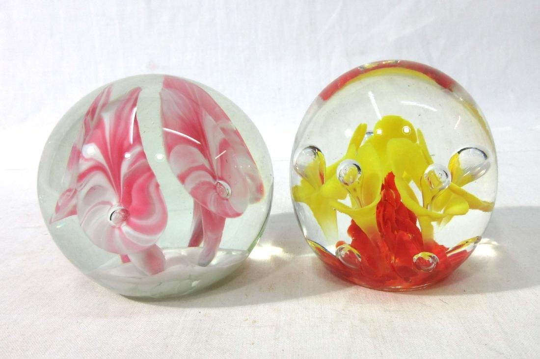 2 Paperweights