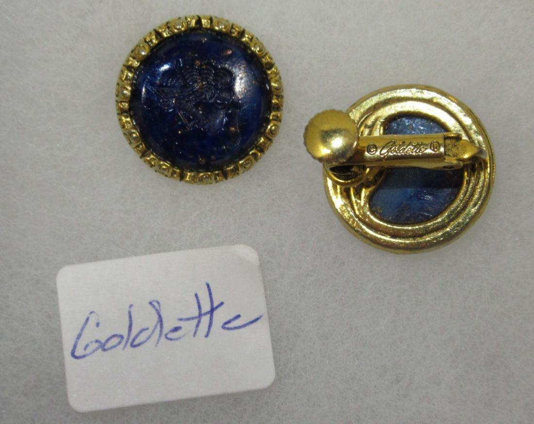 Beautiful Napier,Goldette, AN Sgnd. Jewelry 8pc. - 2