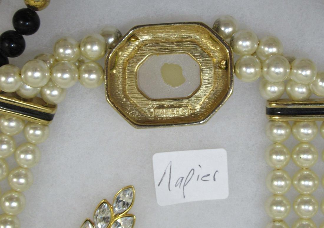Beautiful Napier,Goldette, AN Sgnd. Jewelry 8pc. - 3