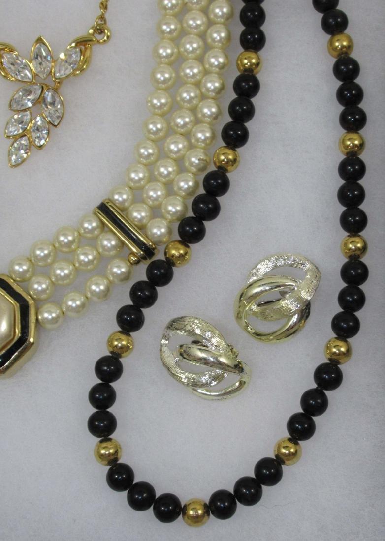 Beautiful Napier,Goldette, AN Sgnd. Jewelry 8pc. - 5