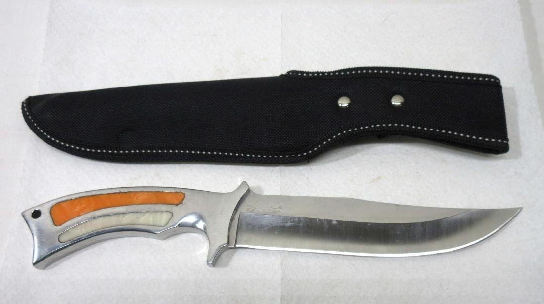 Tennessee Timber Rattler Bowie Knife - 2