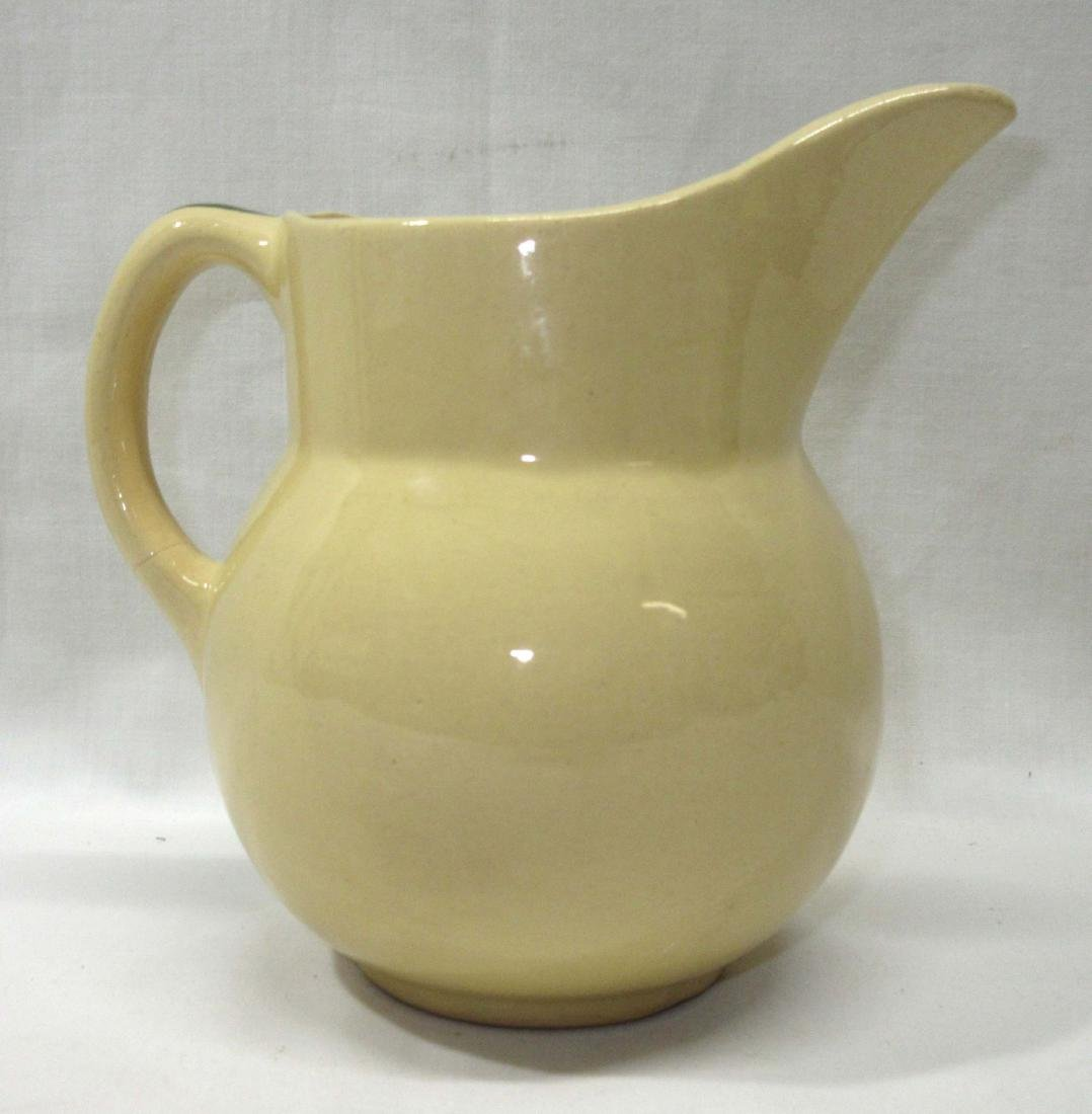 Watts Pottery Apple Pitcher - 2