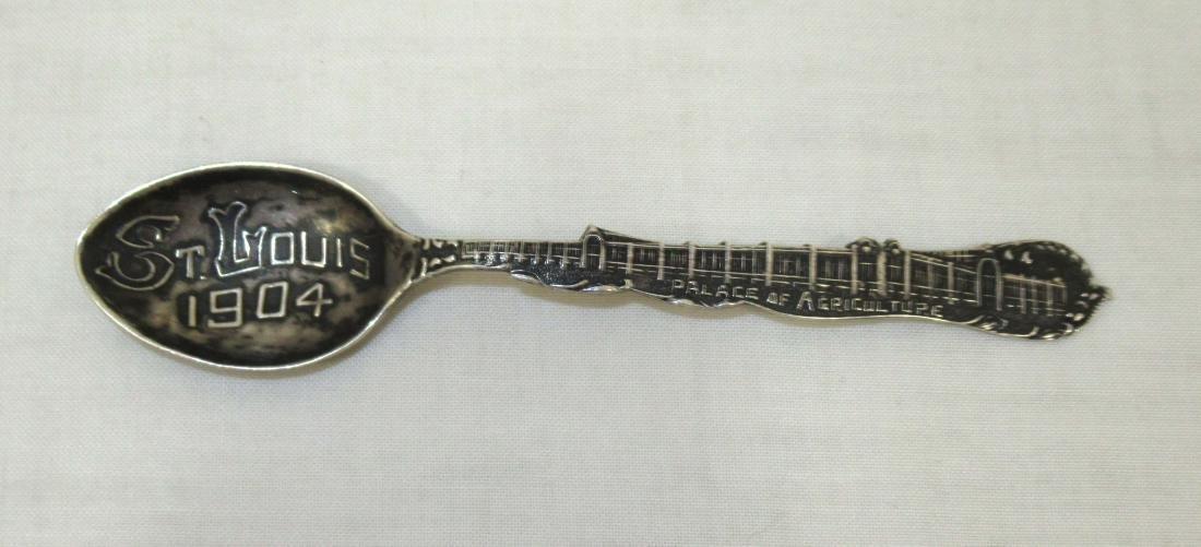 Sterling 1904 St Louis World's Fair Spoon