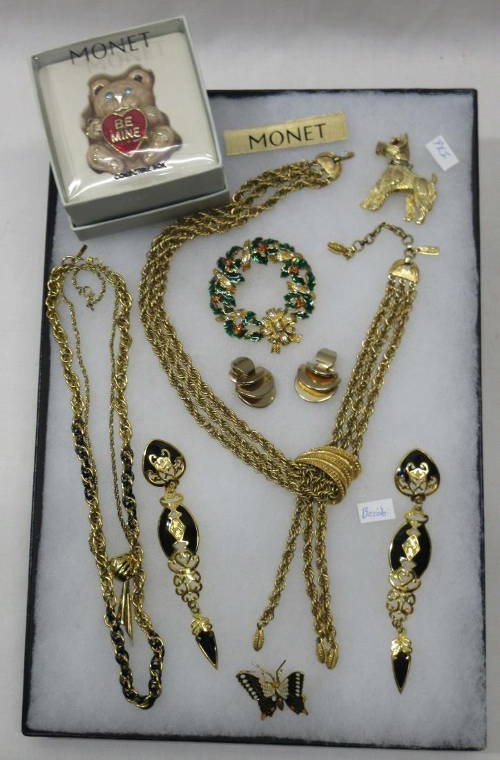 Sgnd Costume Jewelry