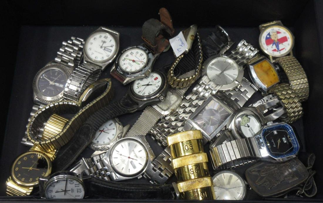 Lot of Wristwatches