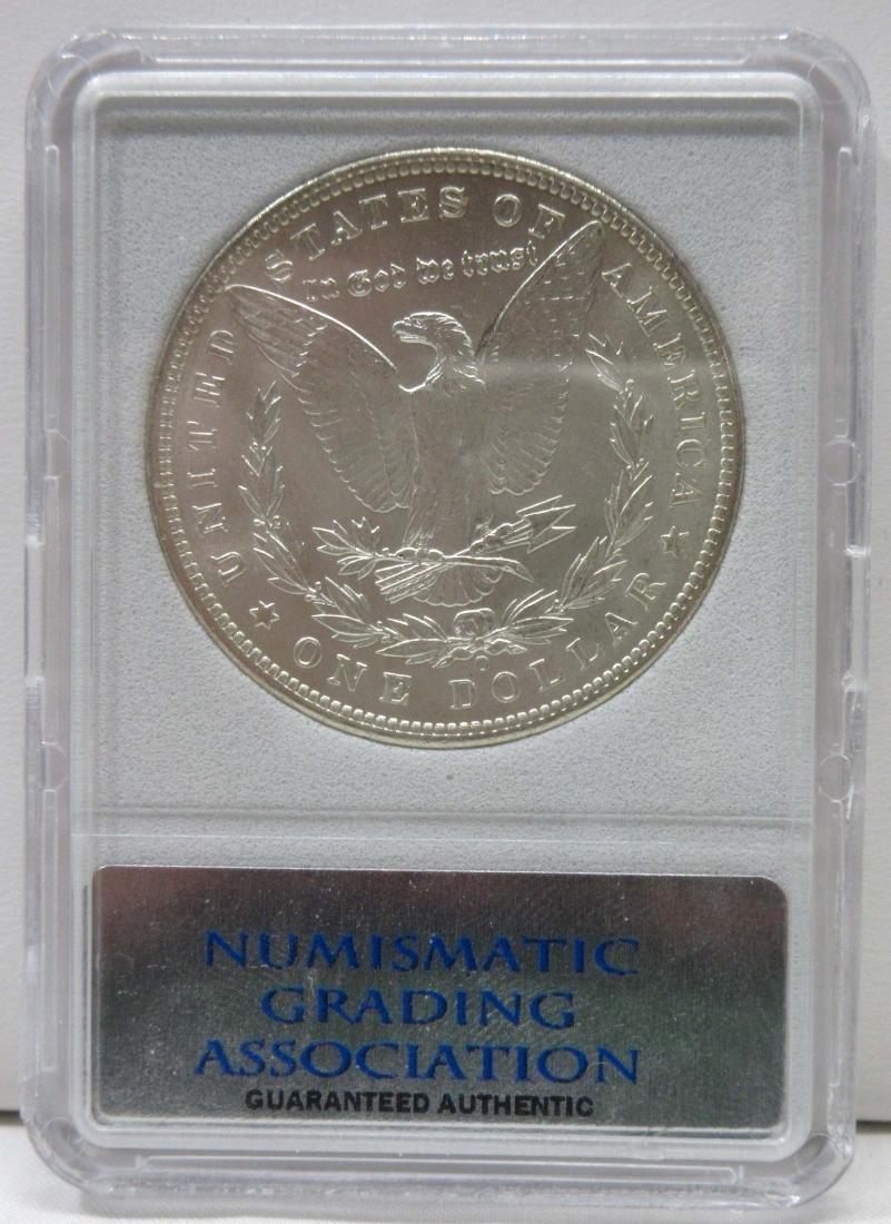 1900-O Silver Dollar NGA MS67 - 2