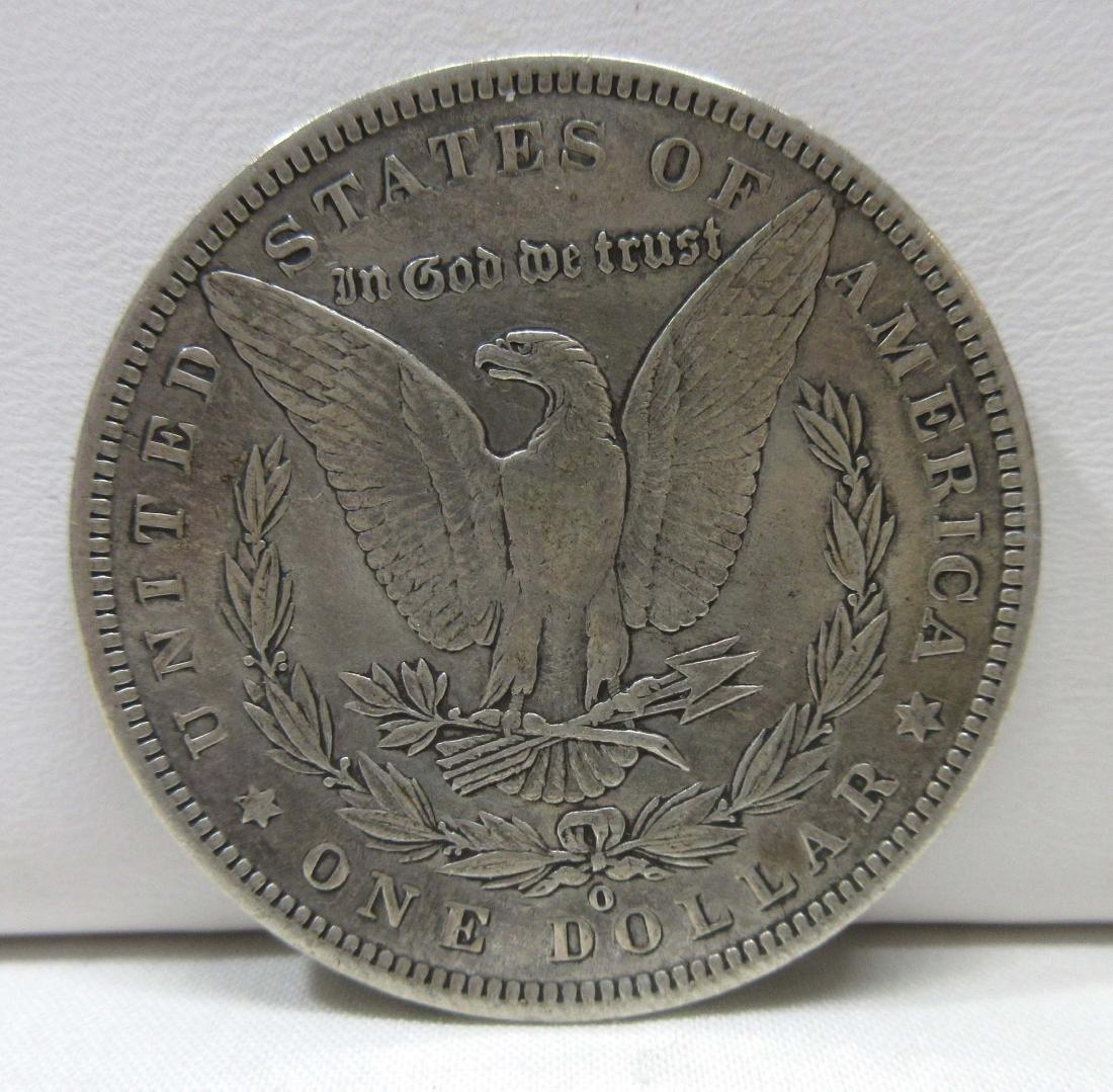 1887-O Silver Dollar - 2