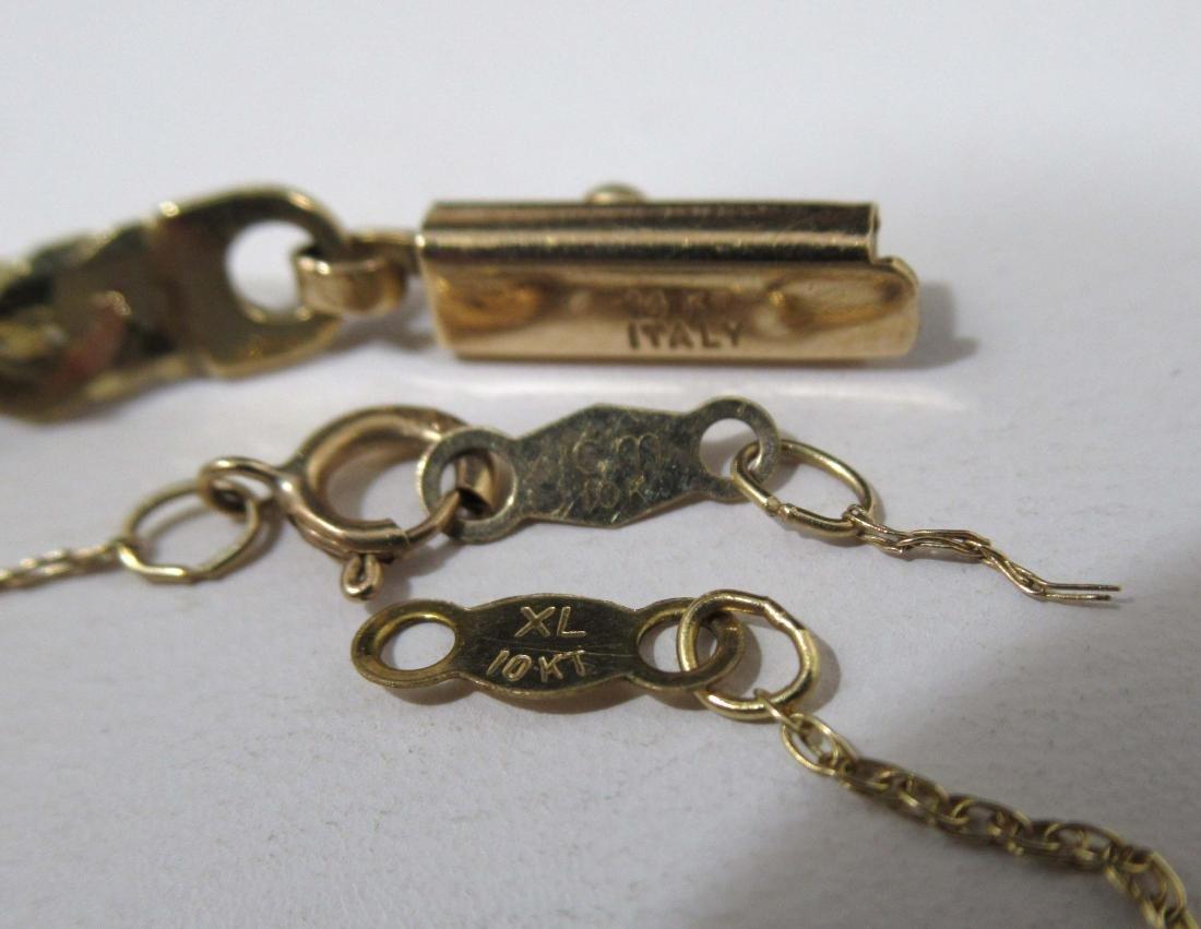 10K & 14kdt Gold Parts & Pieces 16.g - 2