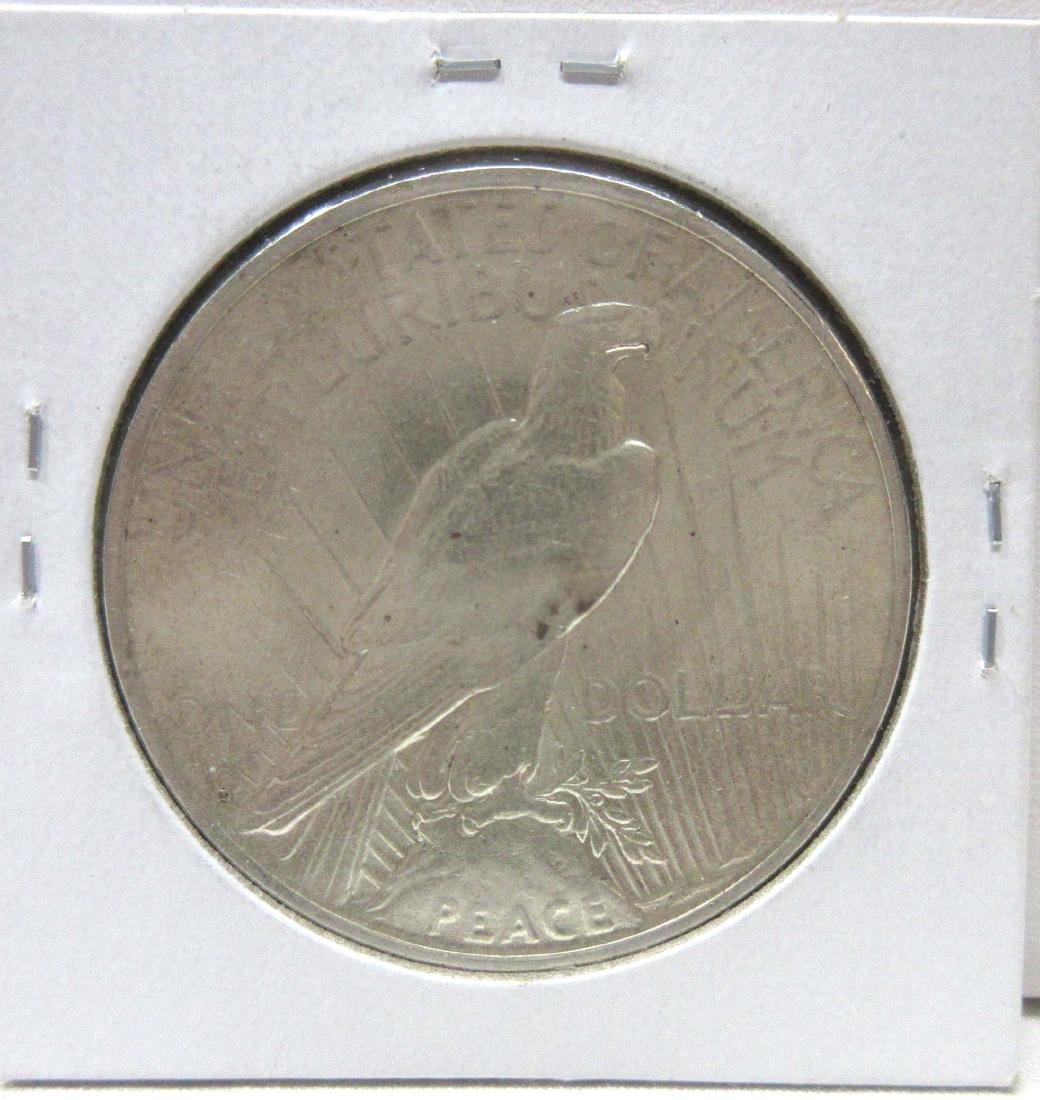 1922-D Silver Dollar - 2