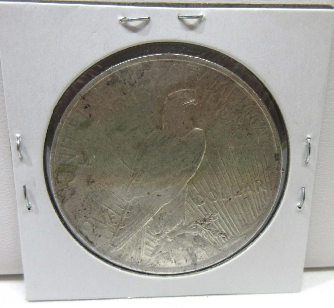 1922-P Silver Dollar - 2