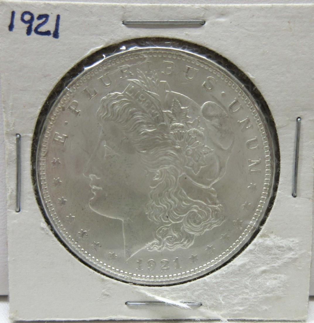 1921-P Silver Dollar