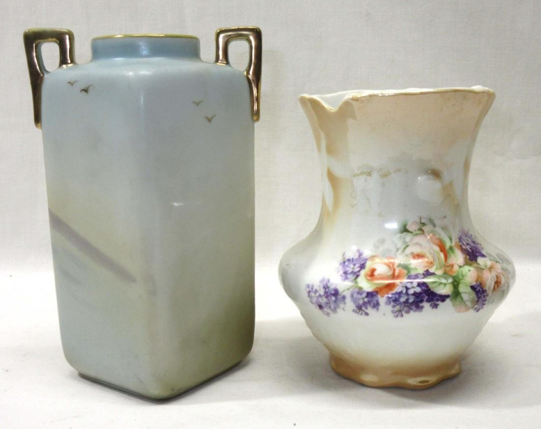 HP Nippon Sq. Vase & Another - 2