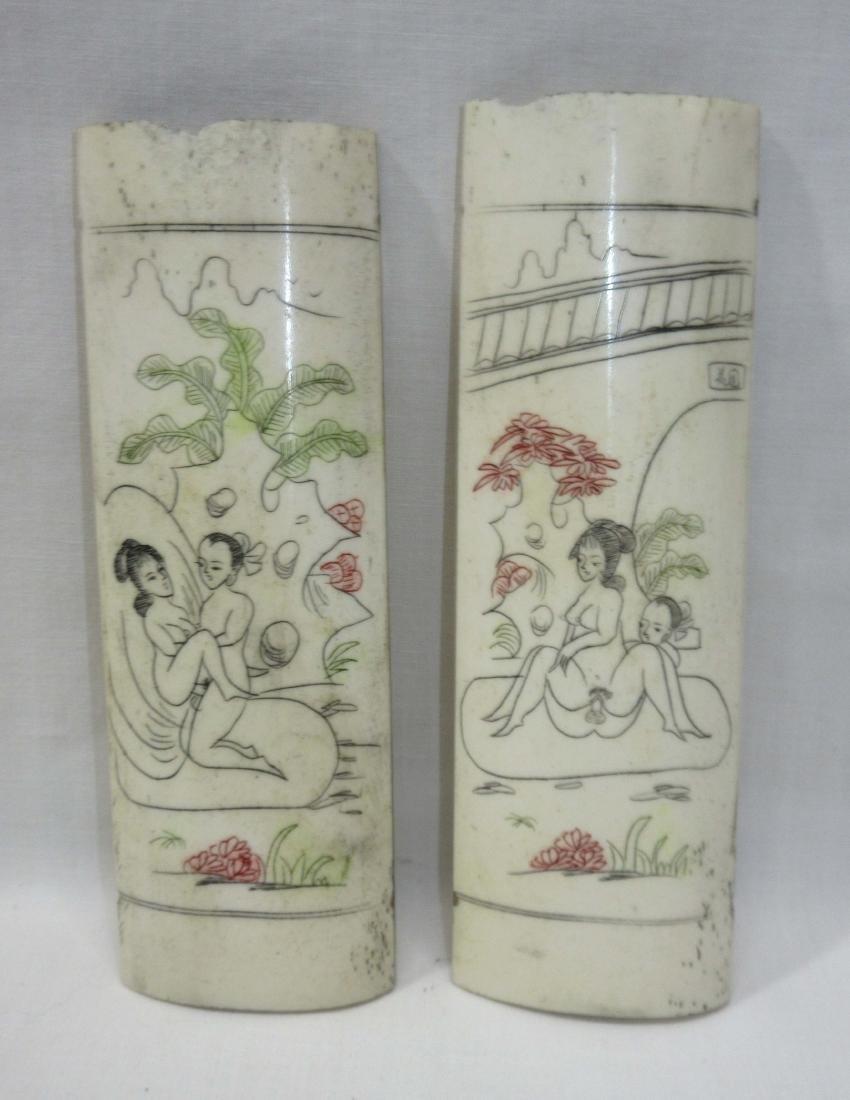 2 Oriental Erotic Items