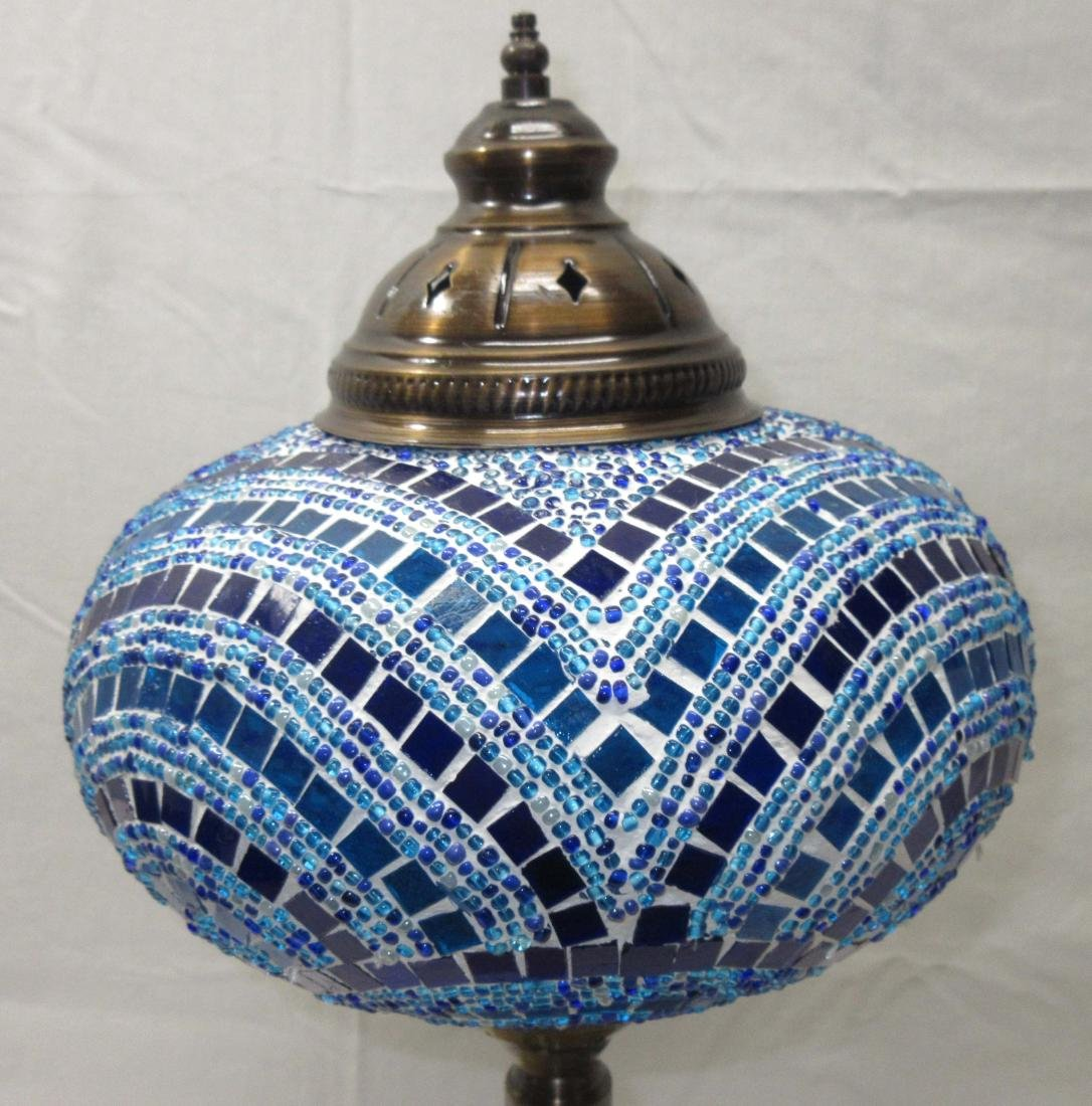 Mosaic Shade Lamp - 2