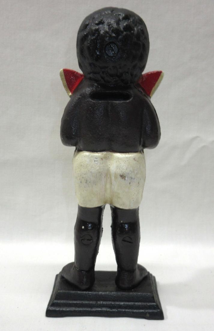 Modern C.I. Black Memorabilia Figure - 2