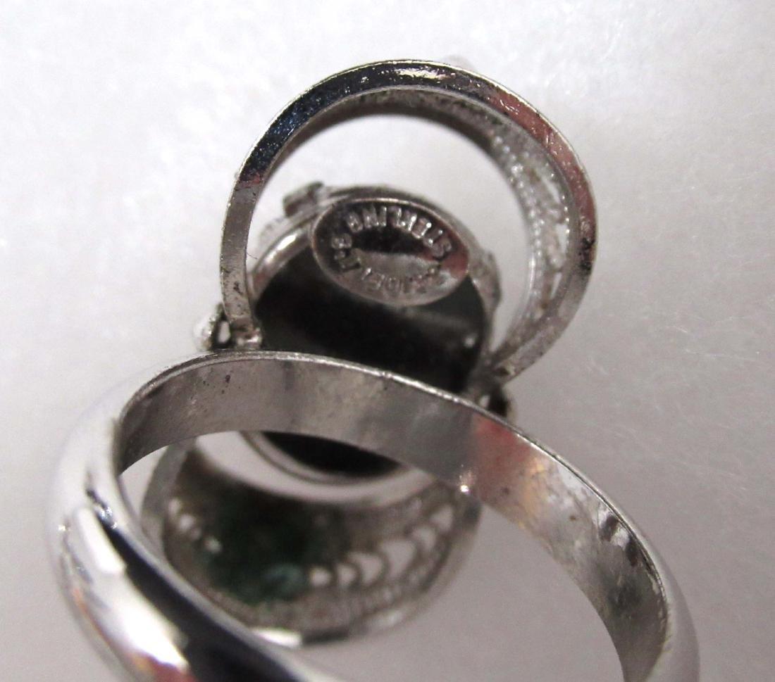 Sterling Hematite Jewelry, 6pc - 5