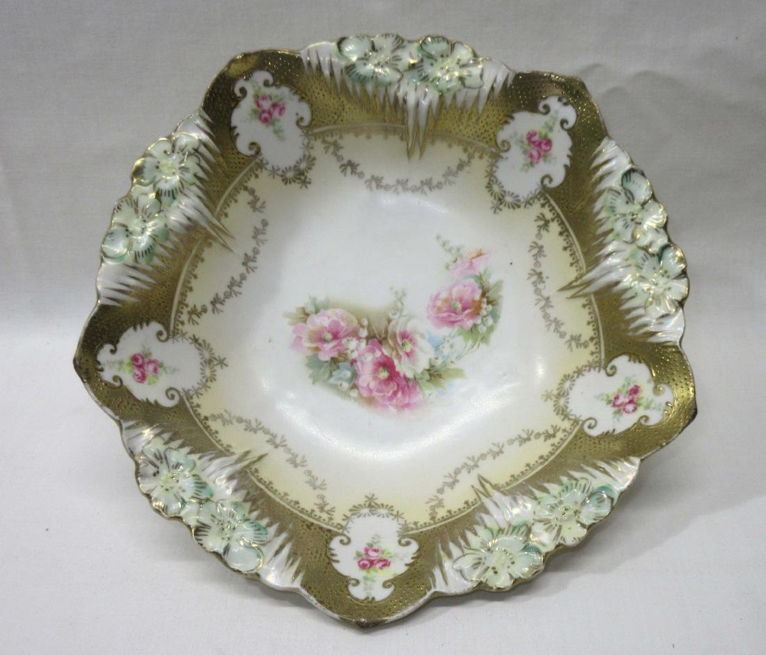 RS Prussia Footed Bowl