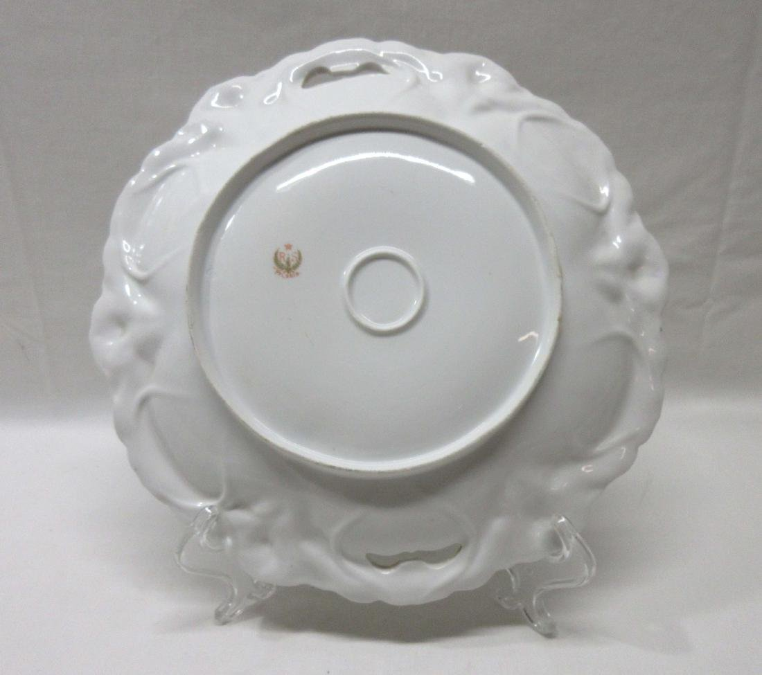 RS Prussia Cake Plate - 2