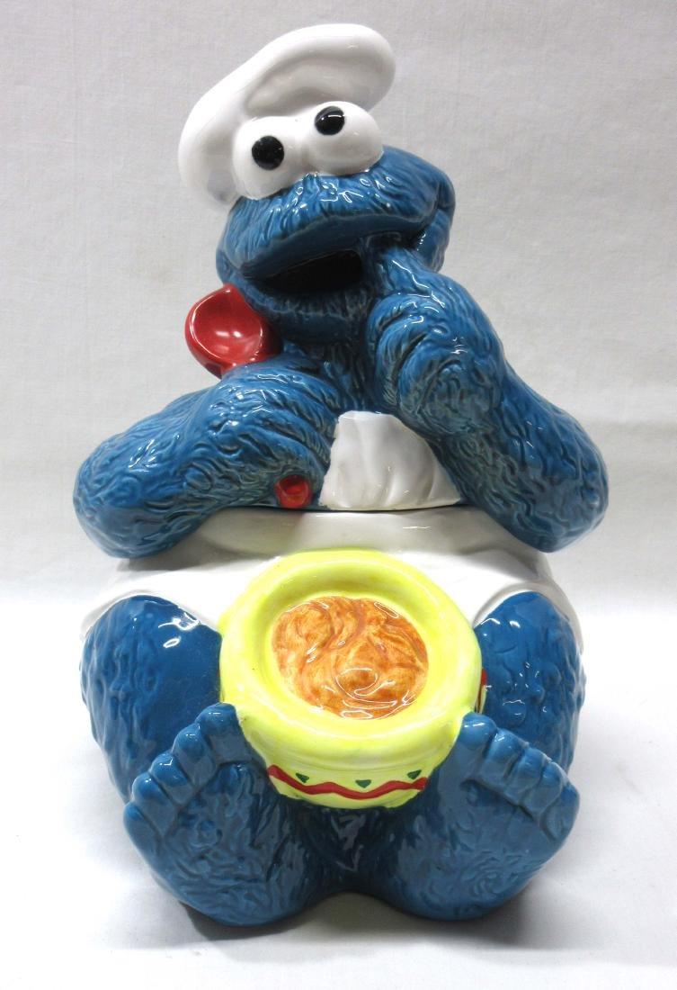 Cookie Monster Cookie Jar