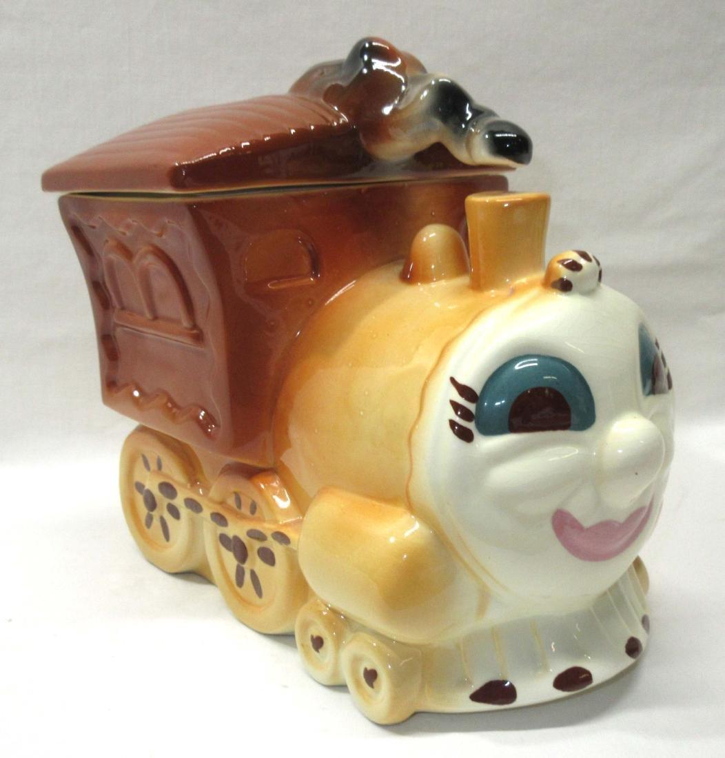 Train Cookie Jar