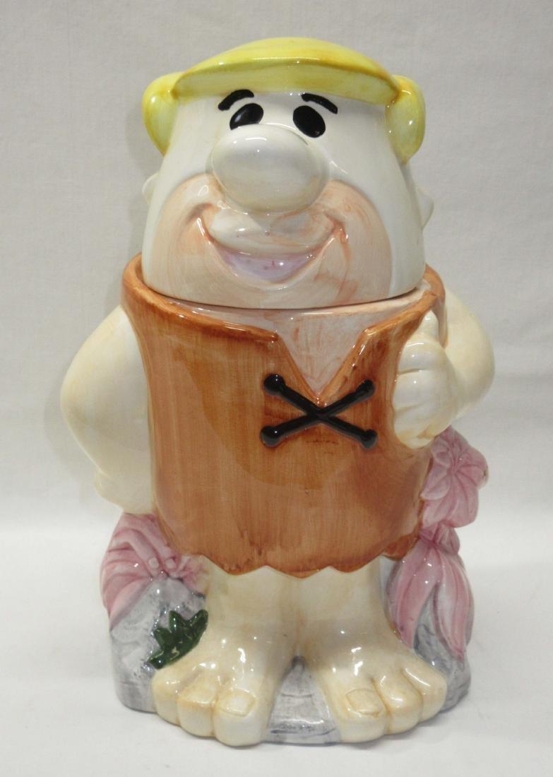 Barney Rubble Cookie Jar