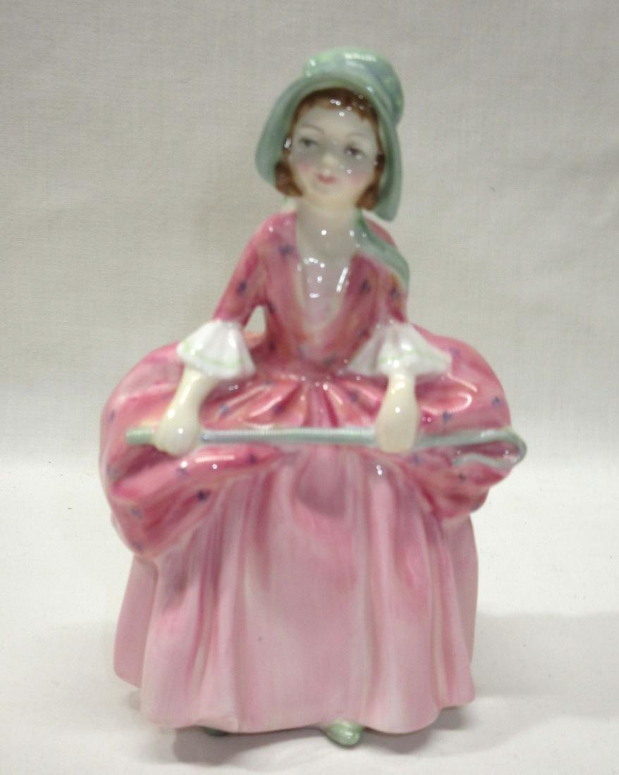 "Royal Doulton Figurine ""Bo Peep"""