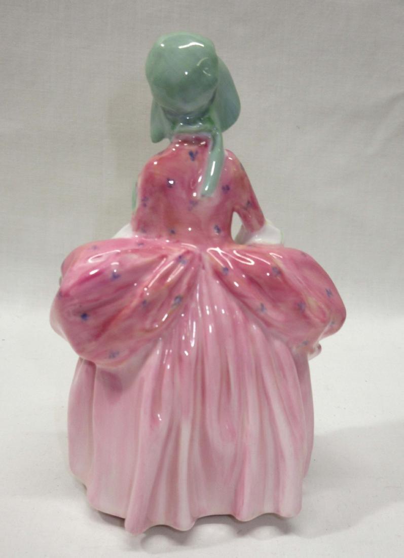 "Royal Doulton Figurine ""Bo Peep"" - 2"