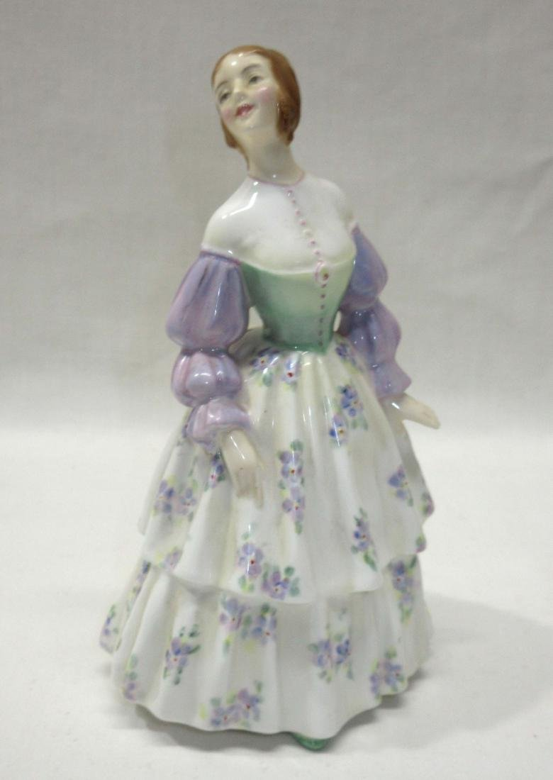 "Royal Doulton Figurine ""Dimity"""