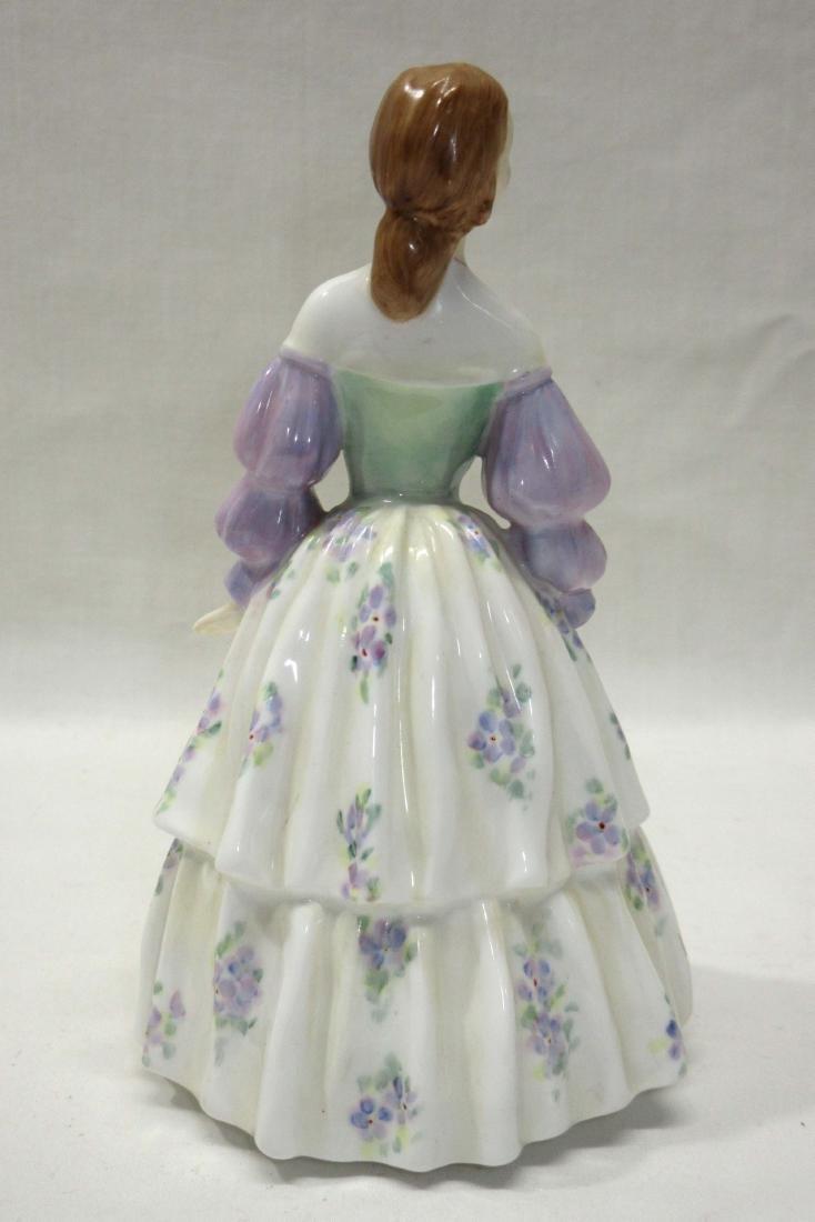 "Royal Doulton Figurine ""Dimity"" - 2"