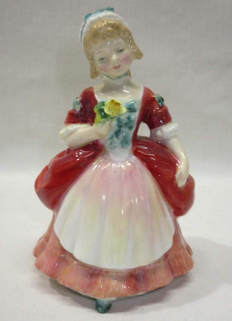 "Royal Doulton Figurine ""Valerie"""
