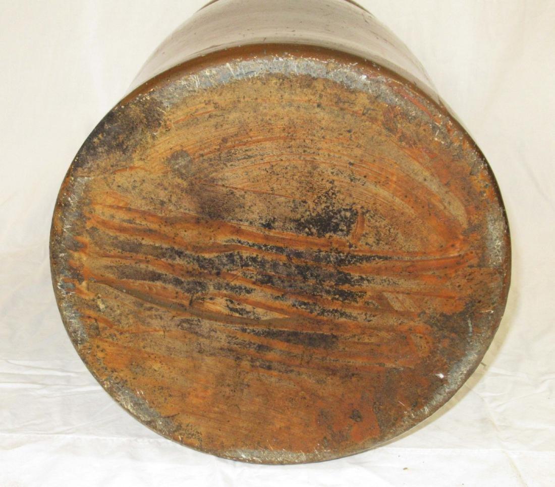 Evans Pottery 8 Gal. Crock - 3