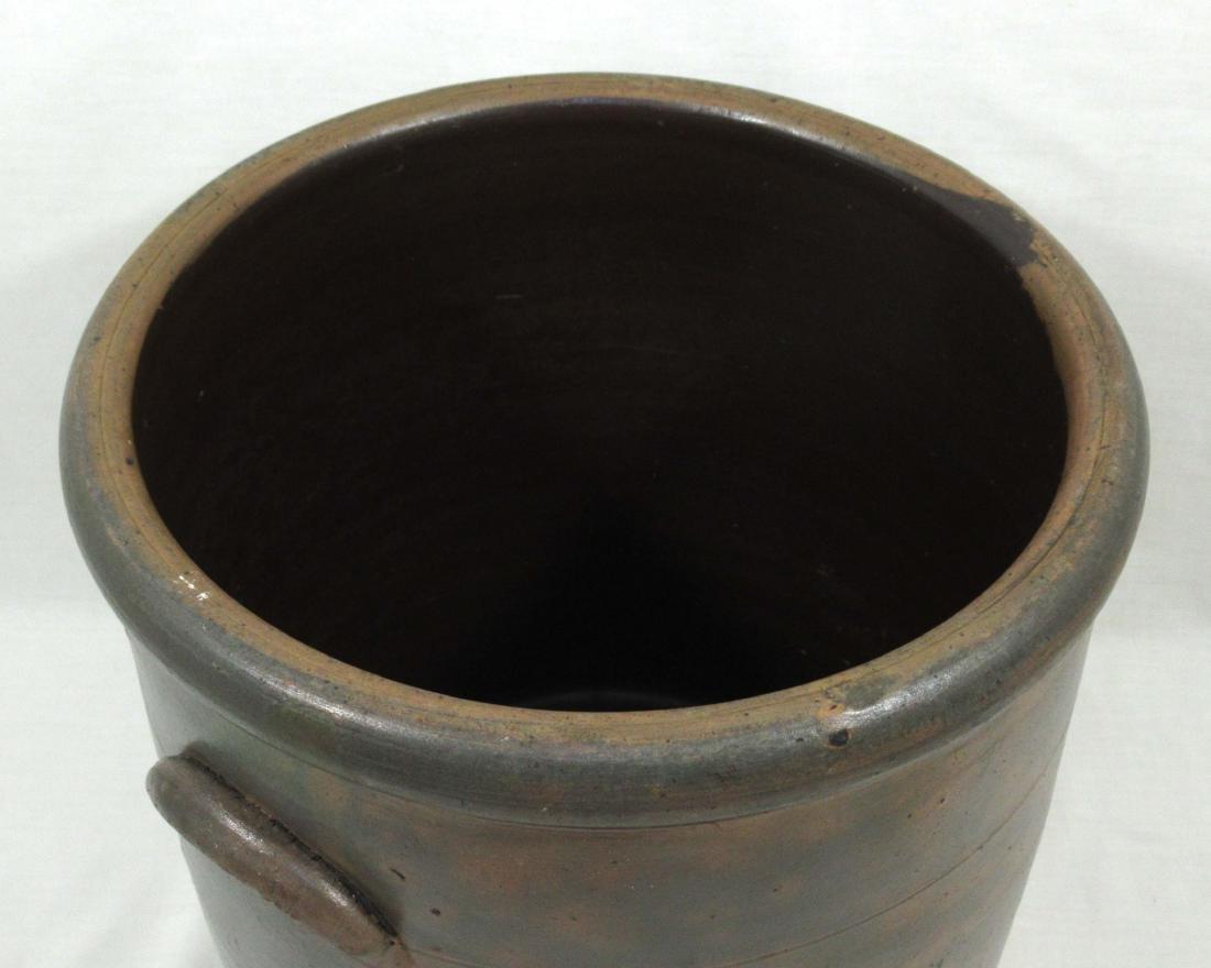 5 Gal. Commerce Pottery Crock - 3
