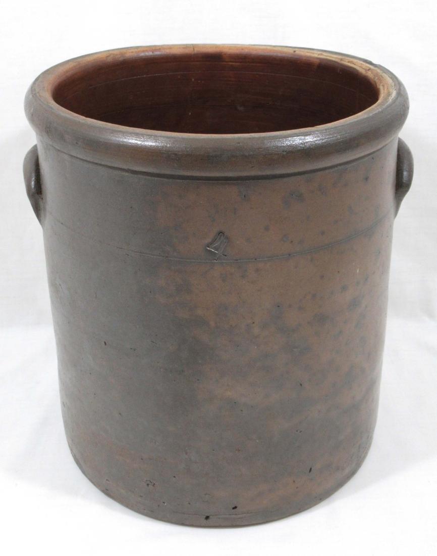 4 Gal. Commerce Pottery Crock