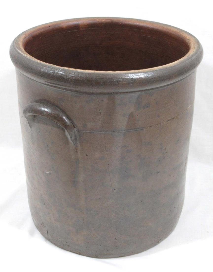 4 Gal. Commerce Pottery Crock - 2