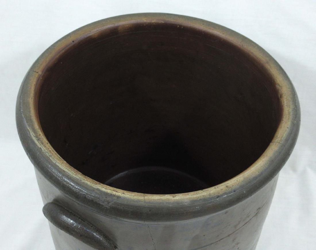 4 Gal. Commerce Pottery Crock - 3