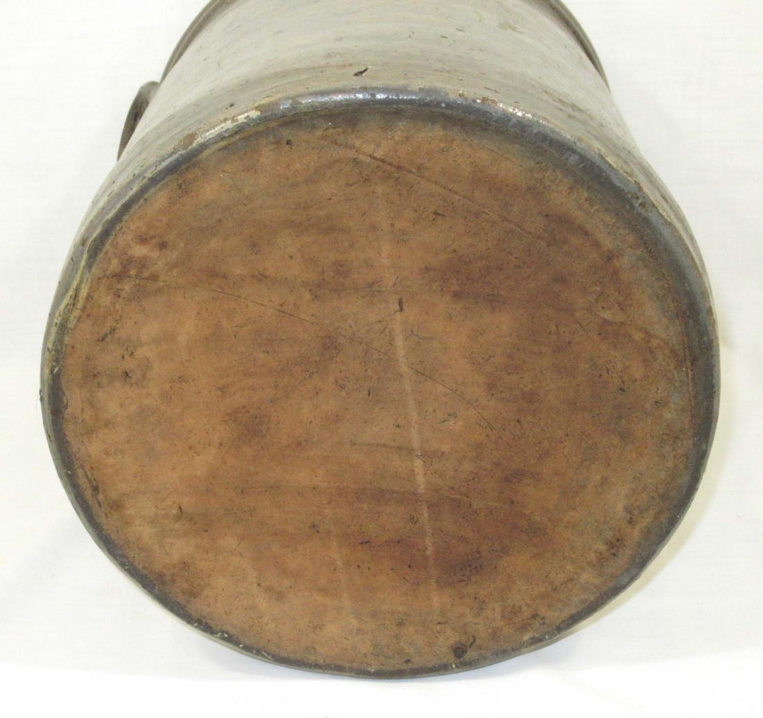 4 Gal. Commerce Pottery Crock - 4