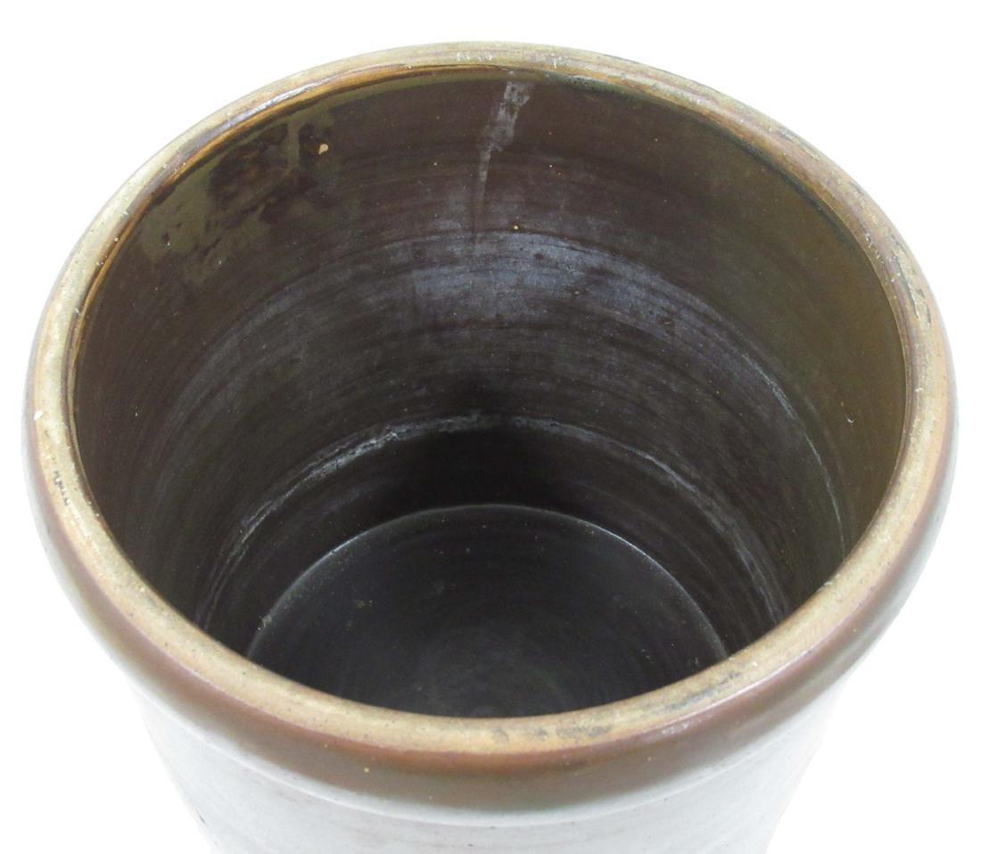 Evans Pottery 3 Gal. Crock - 2