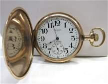 Waltham Equity H.C. Pocket Watch