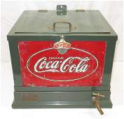 Coca Cola Soda Iced Cooler