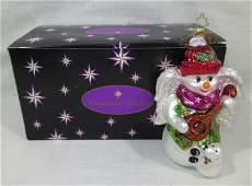 Christopher Radko Christmas Ornament N.I.B.