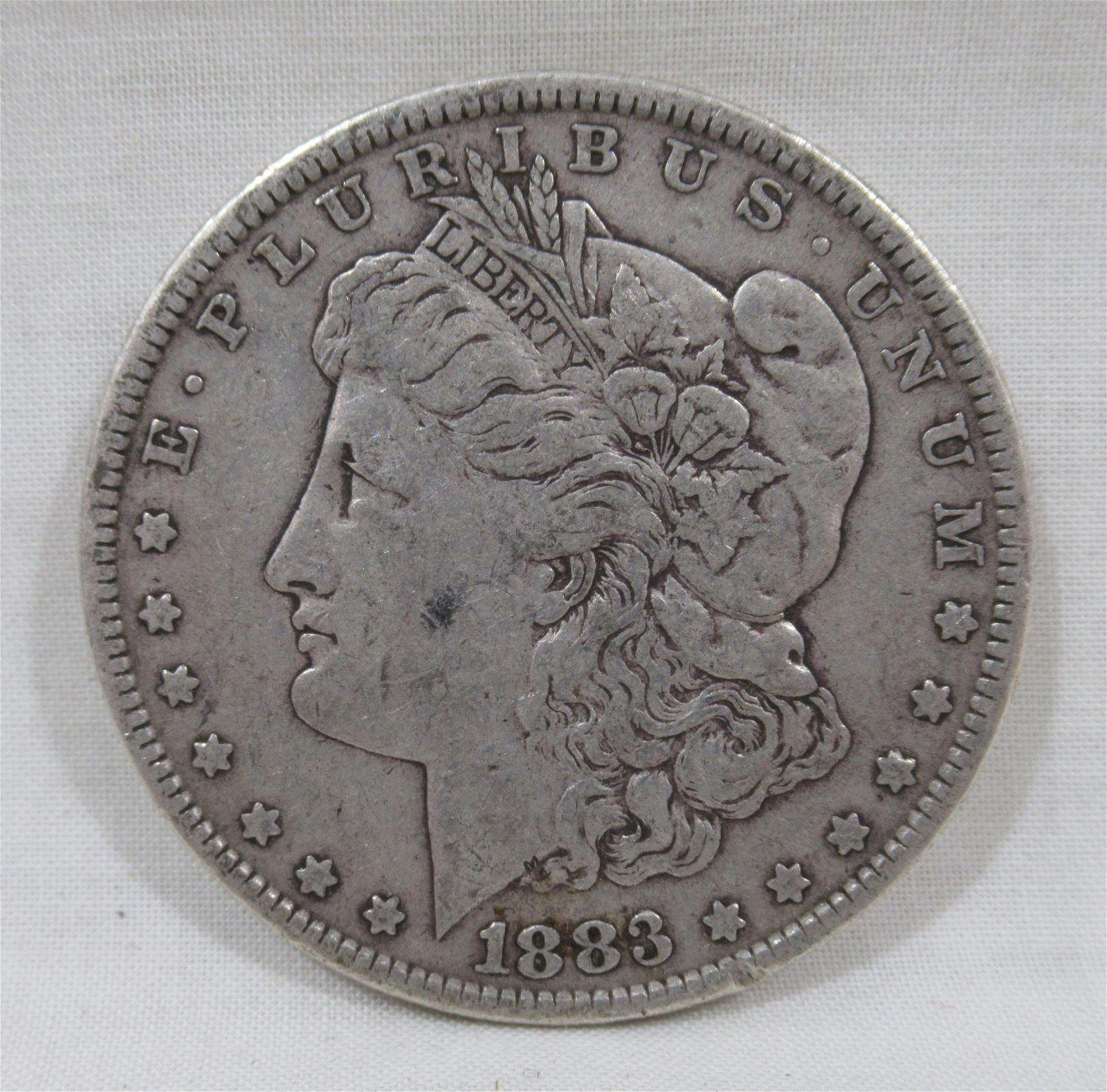 1883 Silver Dollar