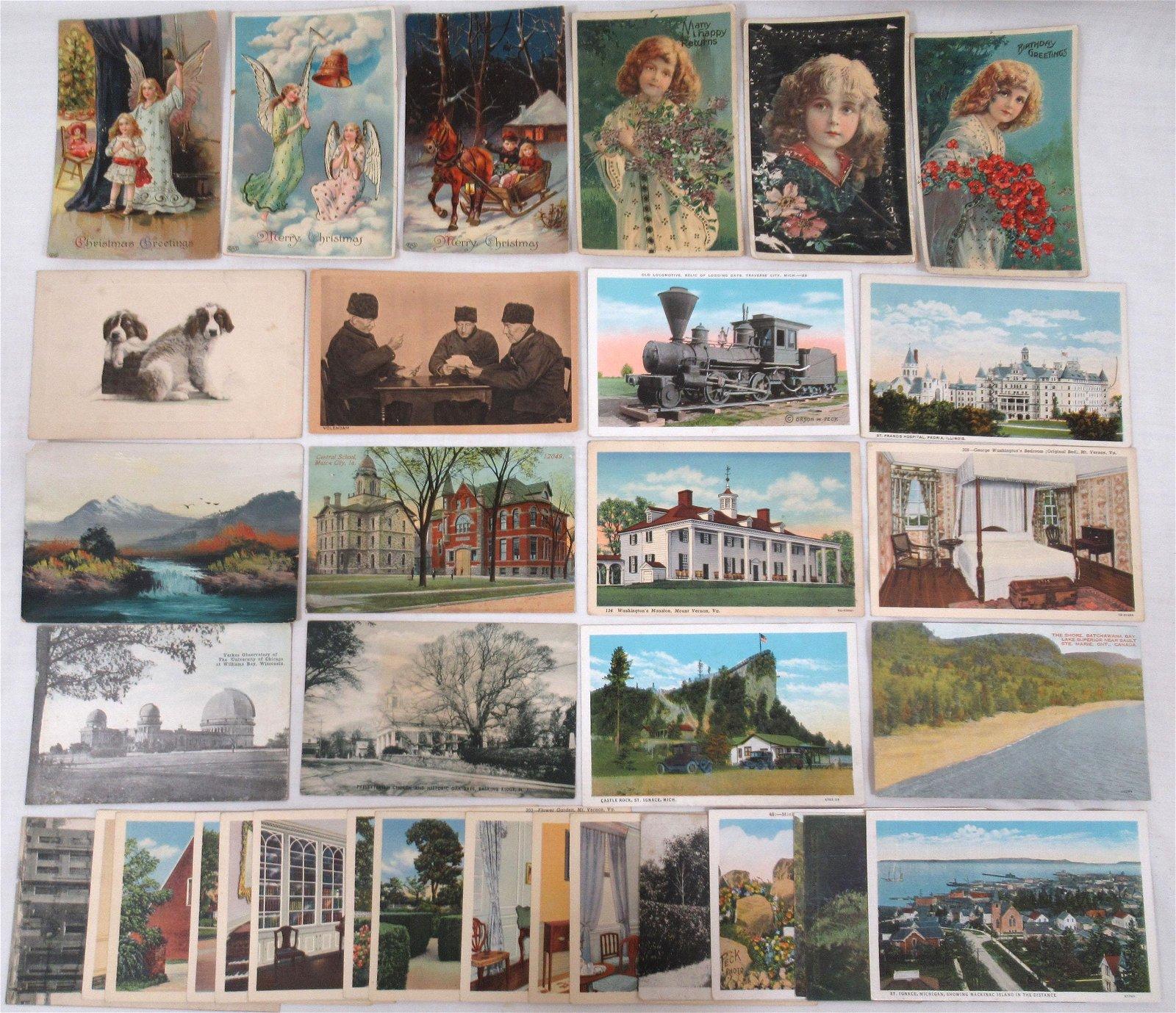 32 Postcards Inc. Christmas