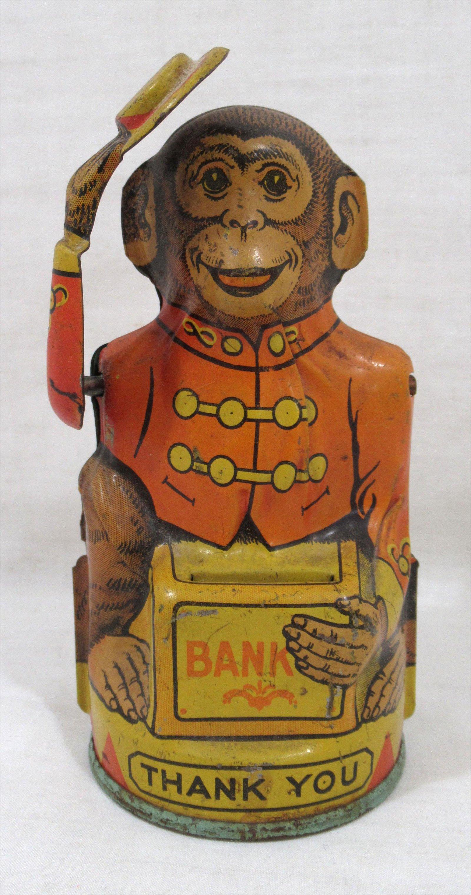Chein Monkey Bank